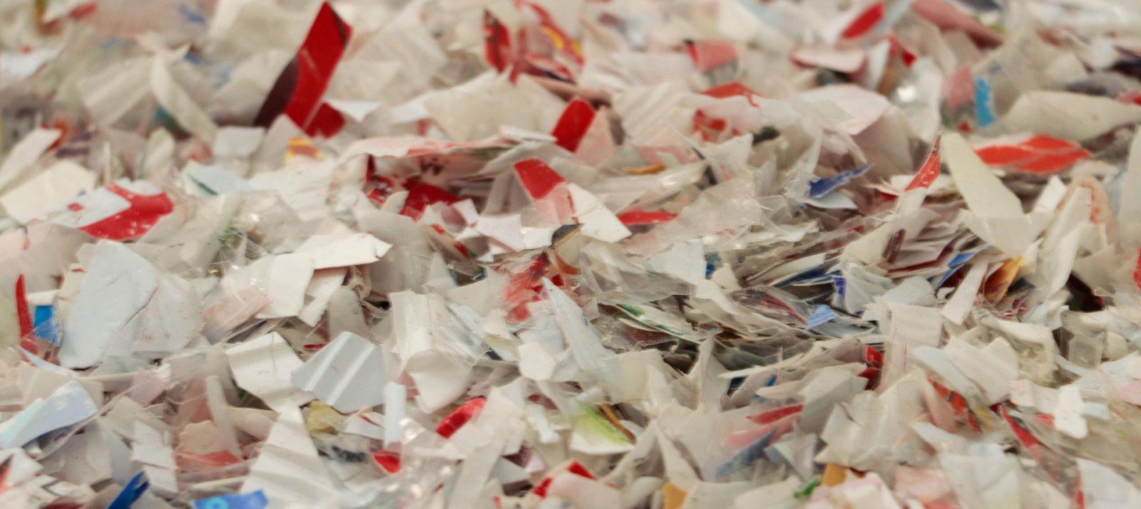 Voltoplast Reciclagem - MOAGEM / TRITURAÇÃO